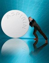 Зачем назначают аспирин и препарат для снижения холестерина?
