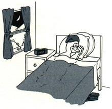 Вы должны иметь хороший ночной сон