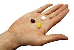 Профилактика повторного инфаркта - прием медикаментов